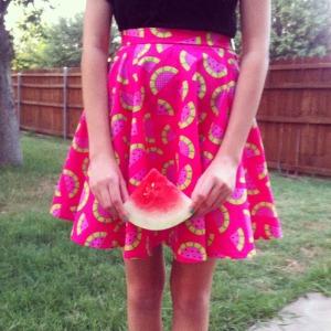 alli skirt